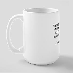 tact:Winston Churchhill Large Mug