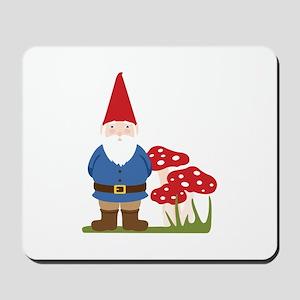 Garden Gnome Mousepad