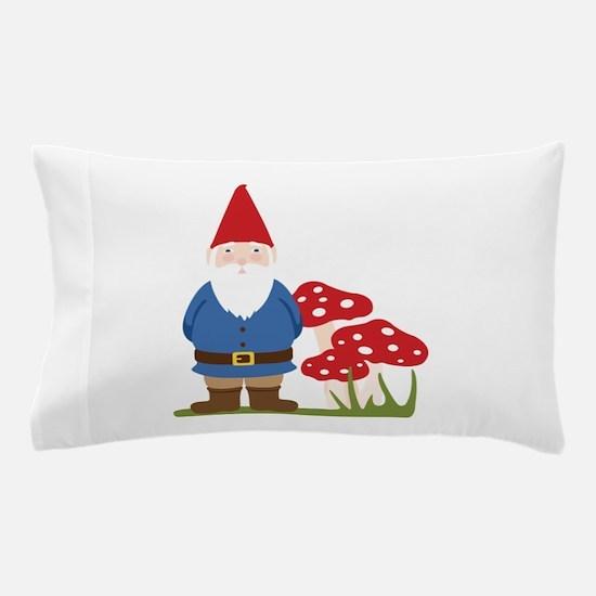Garden Gnome Pillow Case