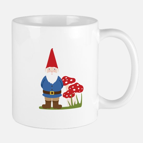 Garden Gnome Mugs