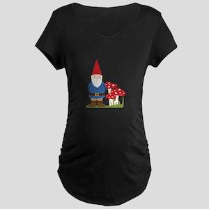 Garden Gnome Maternity T-Shirt