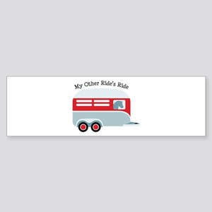 My Other Rides Ride Bumper Sticker