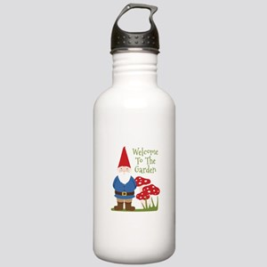 Welcome to the Garden Water Bottle