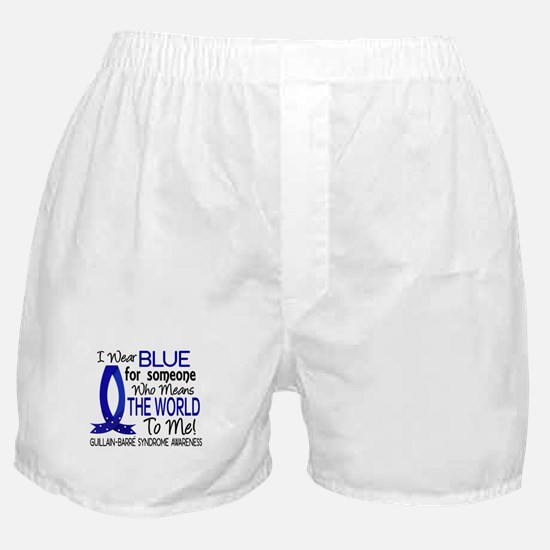 Means World to Me 1 GBS Boxer Shorts