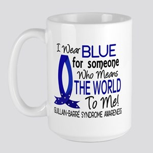 Means World to Me 1 GBS Large Mug