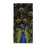 Peacock Beach Towel