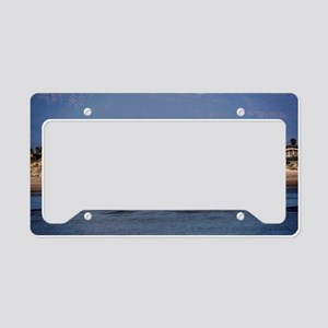 Adventure in Beauty License Plate Holder