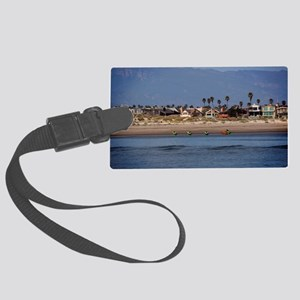 Adventure in Beauty Large Luggage Tag