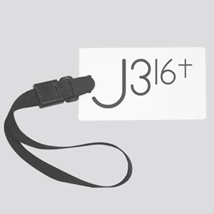 J316Typo Luggage Tag