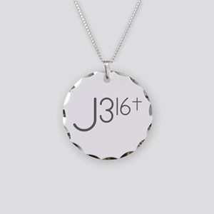 J316Typo Necklace