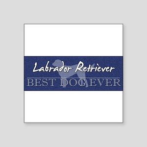 labrador_bestdogever Sticker