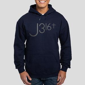 J316Typo Hoodie