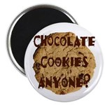 Chocolate Cookies Anyone? Magnet