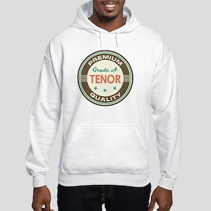 Tenor Singer Hooded Sweatshirt