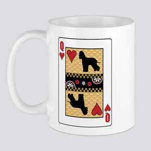 Queen Spaniel Mug
