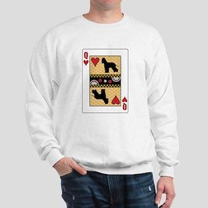 Queen Spaniel Sweatshirt