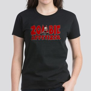 Zombie Appetizer Women's Dark T-Shirt