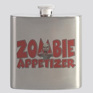Zombie Appetizer Flask
