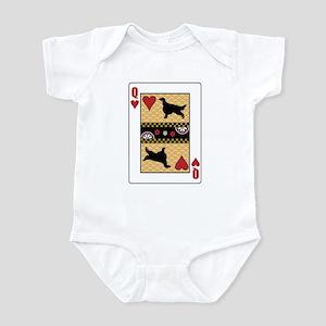 Queen Setter Infant Bodysuit
