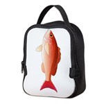 Vermilion Snapper c Neoprene Lunch Bag