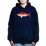 Vermilion Snapper c Hooded Sweatshirt