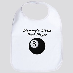 Mommys Little Pool Player Bib