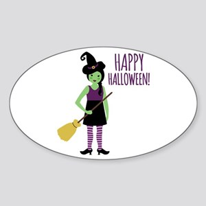 Happy Halloween! Sticker