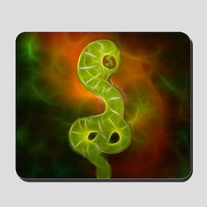 Universe Snake Mousepad