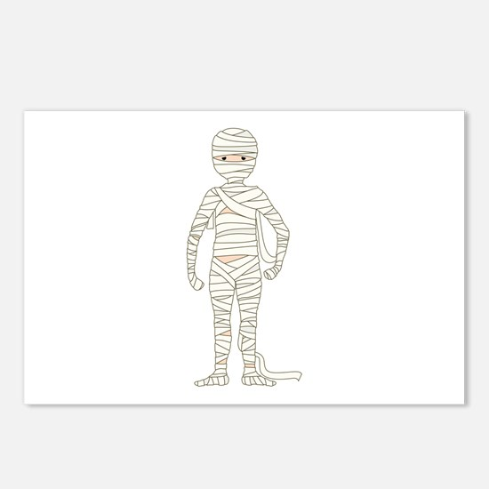 Mummy Postcards (Package of 8)