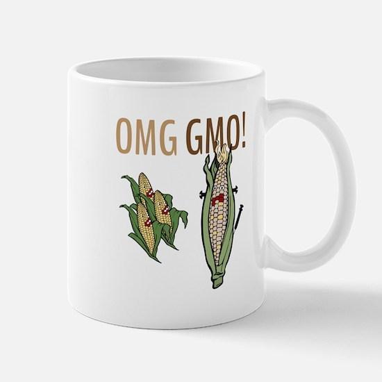 OMG GMO! Mugs
