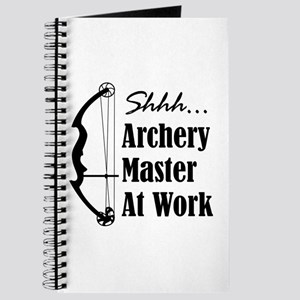 Archery Master (compound) Journal