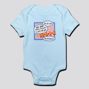 Time For Lunch/Infant Body Suit