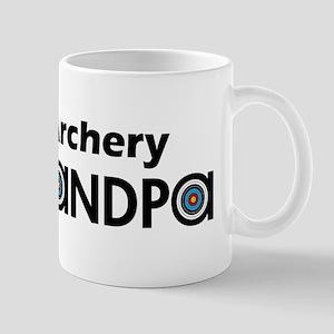 Archery Grandpa Mugs