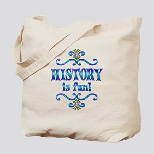 History is Fun Tote Bag