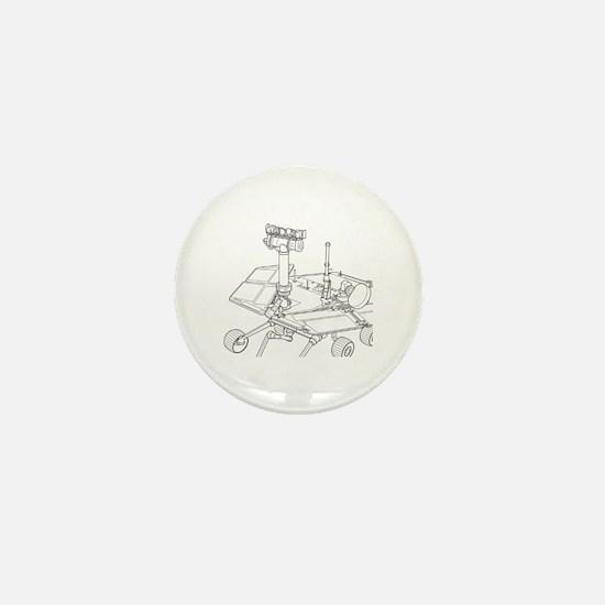Rover  Mini Button