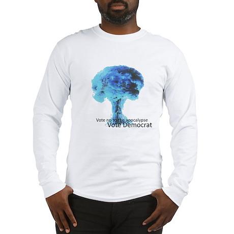 Vote Democrat Long Sleeve T-Shirt