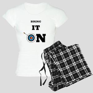 Bring It On Archery Target Pajamas