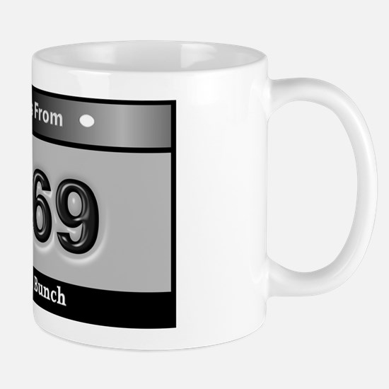 1969 Wild Bunch Mug Mugs