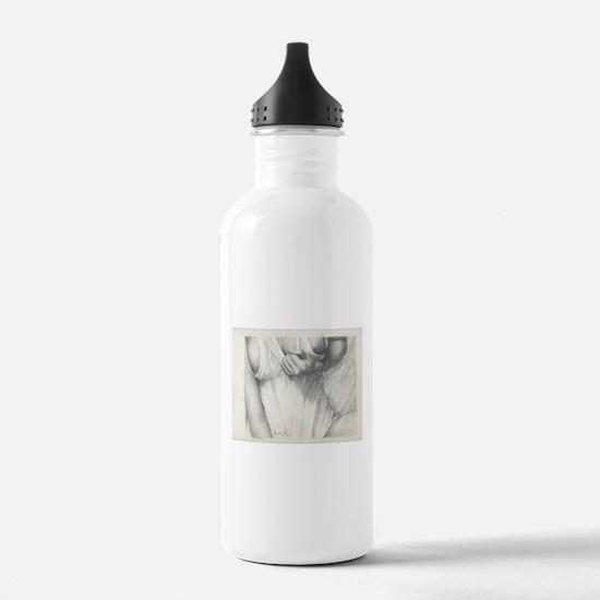 Just a Little Erotic #1 James Fox Art Water Bottle