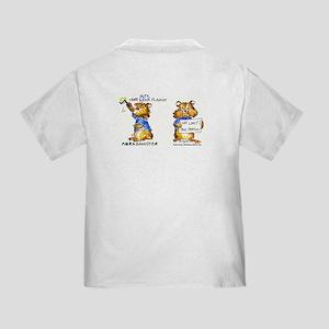 Abrahamster in Alaska Toddler T-Shirt