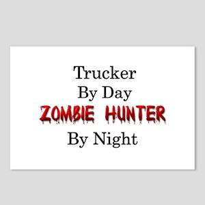 Trucker/Zombie Hunter Postcards (Package of 8)