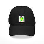 Frear Black Cap