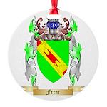 Frear Round Ornament