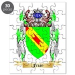 Frear Puzzle