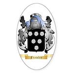 Frawley Sticker (Oval 50 pk)