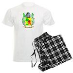 Frausto Men's Light Pajamas