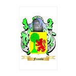 Frausto Sticker (Rectangle 10 pk)
