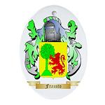 Frausto Ornament (Oval)