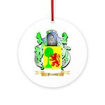 Frausto Ornament (Round)