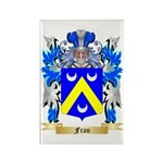 Frau Rectangle Magnet (100 pack)
